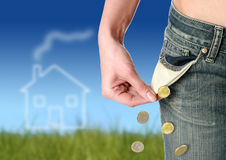 Housing cocnept. Stock Image