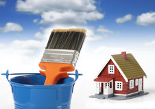 Housing concept. Stock Image
