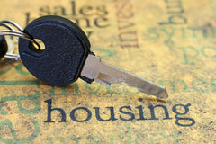 Housing concept Stock Photography