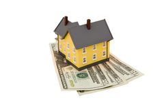 Housing Costs Royalty Free Stock Photography