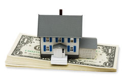 Housing Costs Royalty Free Stock Image