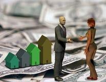 Housing Deal Stock Photos