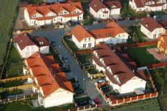 Housing developement Stock Images