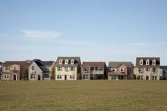 Housing Development Stock Image