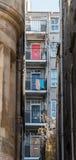 Housing in Edinburgh Stock Image