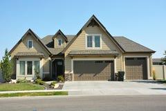 Housing Estate Royalty Free Stock Photo