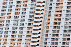 Housing estate Stock Photo