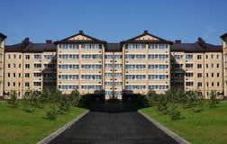 Housing estate Royalty Free Stock Image