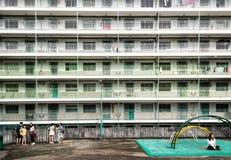 Housing Estate Royalty Free Stock Images