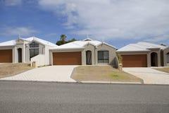 Housing estate, Perth Royalty Free Stock Photo