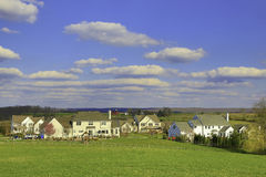 Housing Estate in the Suburbs Stock Images