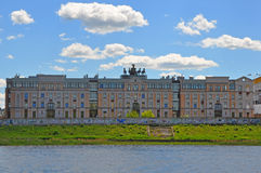 Housing estate Suvorov in Tver city, Russia Stock Images