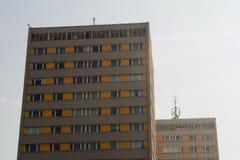 Housing estates Stock Photo