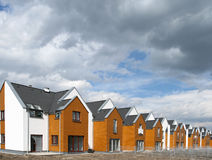 Housing in Europe Stock Photography