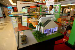 Housing exhibition Stock Photos