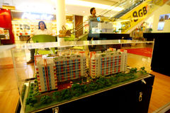 Housing exhibition Royalty Free Stock Image