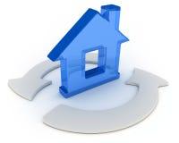 Housing improvement Stock Photo