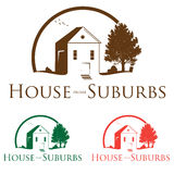 Housing Logo. Housing concept logo symbol illustration Stock Images