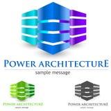 Housing Logo. Architecture,housing concept logo symbol illustration Stock Photography