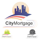 Housing Logo Royalty Free Stock Photo