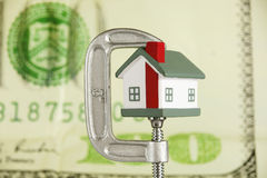 Housing Market Stock Photo