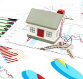 Housing market concept Royalty Free Stock Photography