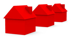 Housing market Stock Photos