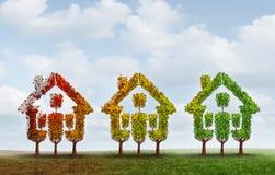 Housing Market Recovery Royalty Free Stock Photos