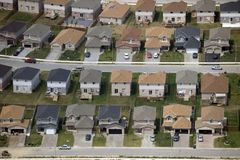 Housing Patterns Stock Photos