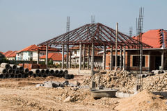 Housing project Royalty Free Stock Images