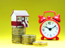 Housing Time Stock Photography