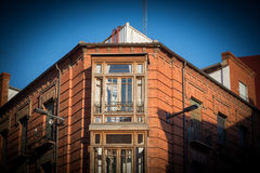 Housing Valladolid Royalty Free Stock Photography
