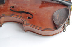 Housing violin. Stock Image