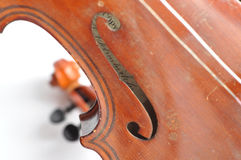 Housing violin. Stock Images