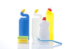 Houskeeping,cleaning products Stock Photo