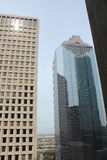 Houston Buildings Imágenes de archivo libres de regalías