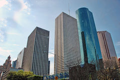Houston Buildings, Texas Stock Photo
