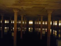 Houston Cistern royalty-vrije stock foto