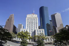 Houston City Hall, Texas Stock Image