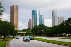 Houston da baixa Texas fotos de stock royalty free