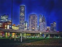 Houston Downtown royalty free stock image