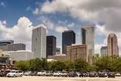 Houston Downtown, Texas Stock Photography