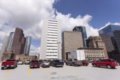 Houston Downtown, Texas Stock Images