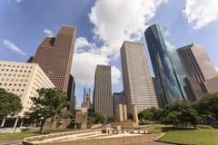 Houston Downtown, Texas Stock Image