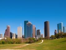 Houston du centre photographie stock