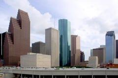 Houston du centre Image stock