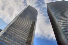 Houston du centre, le Texas photos stock