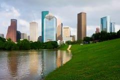 Houston il Texas Fotografie Stock Libere da Diritti