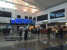 Houston International Airport Stock Photo