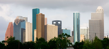 Houston le Texas Photographie stock libre de droits